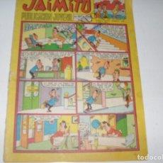 Tebeos: JAIMITO 1020.EDITORIAL VALENCIANA,AÑO 1944.. Lote 292603473
