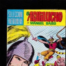 Tebeos: EL AGUILUCHO - Nº 22 DE 42 - ENCUENTRO CON EL CAPITÁN VALOR - MANUEL GAGO 1981 - VALENCIANA. S.A -. Lote 293184913
