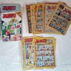 Tebeos: LOTE DE 19 COMICS ANTIGUOS DE JAIMITO. Lote 293186358
