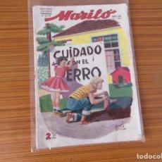Tebeos: MARILO Nº 162 EDITA VALENCIANA. Lote 293345333