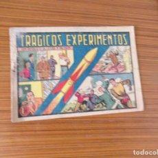 Tebeos: ROBERTO ALCAZAR Y PEDRIN Nº 322 EDTA VALENCIANA. Lote 293641078