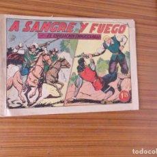 Tebeos: EL ESPADACHIN ENMASCARADO Nº 18 EDTA VALENCIANA. Lote 293642503
