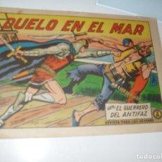 Livros de Banda Desenhada: EL GUERRERO DEL ANTIFAZ,ORIGINAL APAISADO Nº 574.EDITORIAL VALENCIANA,AÑO 1944.. Lote 293812183