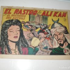 Tebeos: EL GUERRERO DEL ANTIFAZ,ORIGINAL APAISADO Nº 209.EDITORIAL VALENCIANA,AÑO 1944.. Lote 293858783