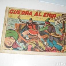 Tebeos: EL GUERRERO DEL ANTIFAZ,ORIGINAL APAISADO Nº 153.EDITORIAL VALENCIANA,AÑO 1944.. Lote 293858993