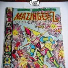 Tebeos: MAZINGER Z Nº 4, CON RECORTABLE, NUEVAS AVENTURAS DE, ED. VALENCIANA, AÑO 1979, OFERTA!! 6B. Lote 293918103