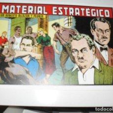 Tebeos: ROBERTO ALCAZAR 285 APAISADA FACSIMIL,EDITORIAL VALENCIANA,AÑO 1940.IMPECABLE.. Lote 293990393