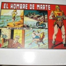 Tebeos: ROBERTO ALCAZAR 284 APAISADA FACSIMIL,EDITORIAL VALENCIANA,AÑO 1940.IMPECABLE.. Lote 293990603