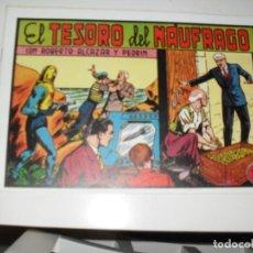 Tebeos: ROBERTO ALCAZAR 283 APAISADA FACSIMIL,EDITORIAL VALENCIANA,AÑO 1940.IMPECABLE.. Lote 293990643