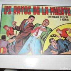 Tebeos: ROBERTO ALCAZAR 248 APAISADA FACSIMIL,EDITORIAL VALENCIANA,AÑO 1940.IMPECABLE.. Lote 293990668