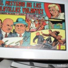 Tebeos: ROBERTO ALCAZAR 233 APAISADA FACSIMIL,EDITORIAL VALENCIANA,AÑO 1940.IMPECABLE.. Lote 293990823