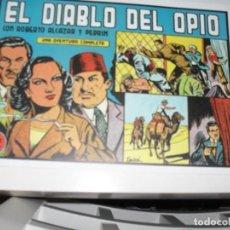 Tebeos: ROBERTO ALCAZAR 231 APAISADA FACSIMIL,EDITORIAL VALENCIANA,AÑO 1940.IMPECABLE.. Lote 293990883