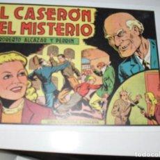 Tebeos: ROBERTO ALCAZAR 227 APAISADA FACSIMIL,EDITORIAL VALENCIANA,AÑO 1940.IMPECABLE.. Lote 293990978