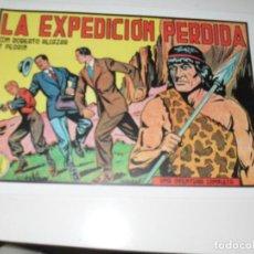 Tebeos: ROBERTO ALCAZAR 225 APAISADA FACSIMIL,EDITORIAL VALENCIANA,AÑO 1940.IMPECABLE.. Lote 293991028