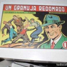 Tebeos: ROBERTO ALCAZAR 224 APAISADA FACSIMIL,EDITORIAL VALENCIANA,AÑO 1940.IMPECABLE.. Lote 293991048