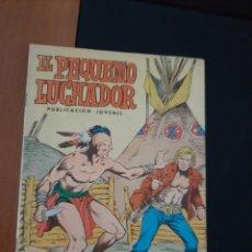 Tebeos: EL PEQUEÑO LUCHADOR - EL POBLADO 19. Lote 294388528