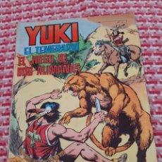 Tebeos: YUKI N 9 EL JUEGO DE DOS ALIMAÑAS. Lote 294432073