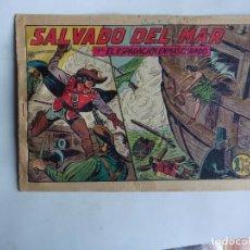 Tebeos: ESPADACHIN ENMASCARADO Nº 107 GAGO 1957 ORIGINAL. Lote 294443868