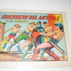 Livros de Banda Desenhada: EL GUERRERO DEL ANTIFAZ 667,PENULTIMO NUMERO.ORIGINAL.VER ESTADO.. Lote 294460273