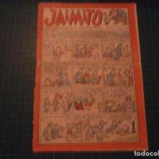 Tebeos: JAIMITO. N°314. VALENCIANA. CASTIGADO. TIENE EL LOMO ABIERTO. (S-D). Lote 294980628