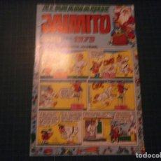 Tebeos: JAIMITO. N°1515. VALENCIANA. ALMANAQUE PARA 1979. MBE. (S-D). Lote 294980693