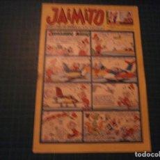 Tebeos: JAIMITO. N°830. VALENCIANA. TIENE LA PORTADA SUELTA DE LA GRAPA. (S-D). Lote 294981003