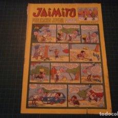 Tebeos: JAIMITO. N°1218. VALENCIANA. (S-D). Lote 294982698