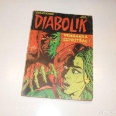 Tebeos: DIABOLIK 3 VENGANZA ESPECTRAL.EDITORIAL NUEVA FRONTERA,AÑO 1978.. Lote 295008988