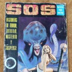 Tebeos: S.O.S. Nº 26 (VALENCIANA 1976). Lote 295439093