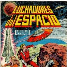 Tebeos: LUCHADORES DEL ESPACIO Nº 5 (VALENCIANA 1978). Lote 295455728