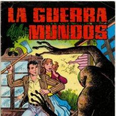 Tebeos: LA GUERRA DE LOS MUNDOS Nº 3 (VALENCIANA 1979). Lote 295457438