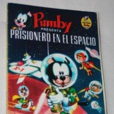 Tebeos: LIBROS ILUSTRADOS PUMBY Nº 5 :PRISIONERO EN EL ESPACIO.. Lote 295508703