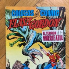 Tebeos: COLOSOS DEL COMIC FLASH GORDON Nº 6 - D8. Lote 295517178
