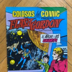 Tebeos: COLOSOS DEL COMIC FLASH GORDON Nº 14 - D6. Lote 295517638
