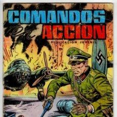 Tebeos: COMANDOS EN ACCION Nº 16 (VALENCIANA 1981). Lote 295522883