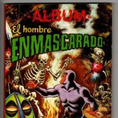 Tebeos: EL HOMBRE ENMASCARADO ALBUM Nº 5 (VALENCIANA 1981). Lote 295523628