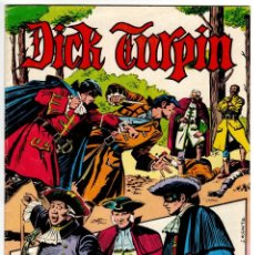 Tebeos: DICK TURPIN Nº 5 (VALENCIANA 1979). Lote 295523903