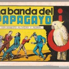 Tebeos: ROBERTO ALCÁZAR Y PEDRÍN. Nº 63. LA BANDA DEL PAPAGAYO. VALENCIANA, REEDICIÓN 1982.(P/C51). Lote 295694248