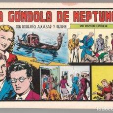 Tebeos: ROBERTO ALCÁZAR Y PEDRÍN. Nº 82. LA GÓNDOLA DE NEPTUNO. VALENCIANA, REEDICIÓN 1982.(P/C51). Lote 295695623