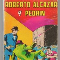 Tebeos: ROBERTO ALCÁZAR Y PEDRÍN. TOMO RETAPADO. Nº 1. EXTRAS NºS. 43, 44, 45, 46 Y 47. VALENCIANA. (B/A49). Lote 295697738