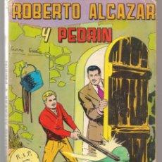Tebeos: ROBERTO ALCÁZAR Y PEDRÍN. TOMO RETAPADO. Nº 2. EXTRAS NºS. 48, 49, 50, 51, 52.VALENCIANA. (B/A49). Lote 295698583