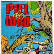 Tebeos: COLOSOS DEL COMIC PIEL DE LOBO Nº 6 (VALENCIANA 1980). Lote 295705543