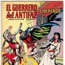 Tebeos: EL GUERRERO DE ANTIFAZ Nº 249 (VALENCIANA 1977). Lote 295706273