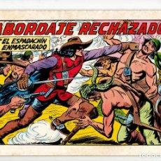 Tebeos: EL ESPADACHIN ENMASCARADO Nº 41 (VALENCIANA 2ª EDICION 1982). Lote 295707368