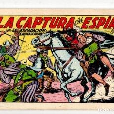 Tebeos: EL ESPADACHIN ENMASCARADO Nº 11 (VALENCIANA 2ª EDICION 1981). Lote 295707623