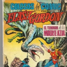 Tebeos: COLOSOS DEL COMIC. FLASH GORDON. Nº 6. VALENCIANA, 1979. (P/C25). Lote 295840513