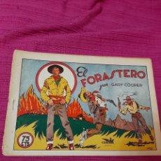Tebeos: EL FORASTERO POR GRAY COOPER EDITORIAL VALENCIANA SELECCIÓN AVENTURERA. Lote 295841413
