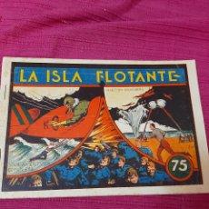 Tebeos: LA ISLA FLOTANTE EDITORIAL VALENCIANA SELECCIÓN AVENTURERA. Lote 295842063