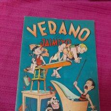Tebeos: EXTRA DE VERANO DE JAIMITO. Lote 295842963