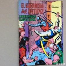 Tebeos: EL GUERRERO DEL ANTIFAZ NÚMERO 40. Lote 295903828